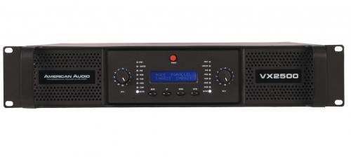 American Audio VX2500 2500 watt power amp